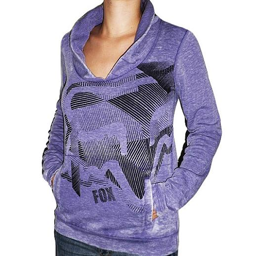 FOX MIKINA ACUTE BURNOUT PULLOVER