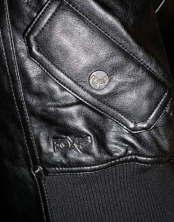 FOX VESTA FUSION FAUX LEATHER Fall 10 detail 2