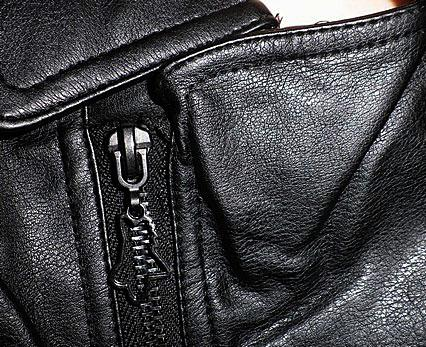 FOX VESTA FUSION FAUX LEATHER Fall 10 detail 3