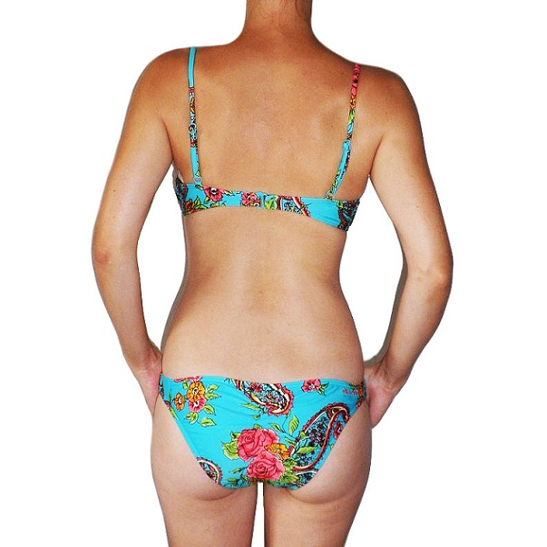 BILLABONG PLAVKY VERONICA SWIM SUIT detail 1