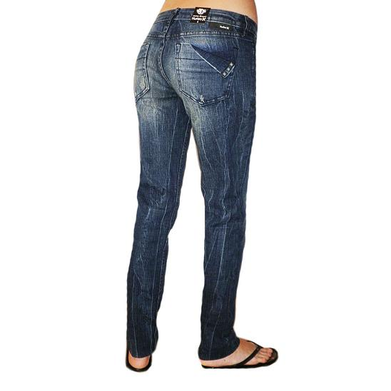 HURLEY JEANS KALHOTY 80's SUPER JEANS detail 1